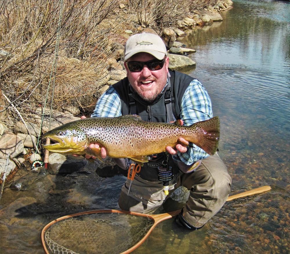 Exclusive Private Water Fly Fishing In Colorado