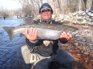 Salmon River Steel!