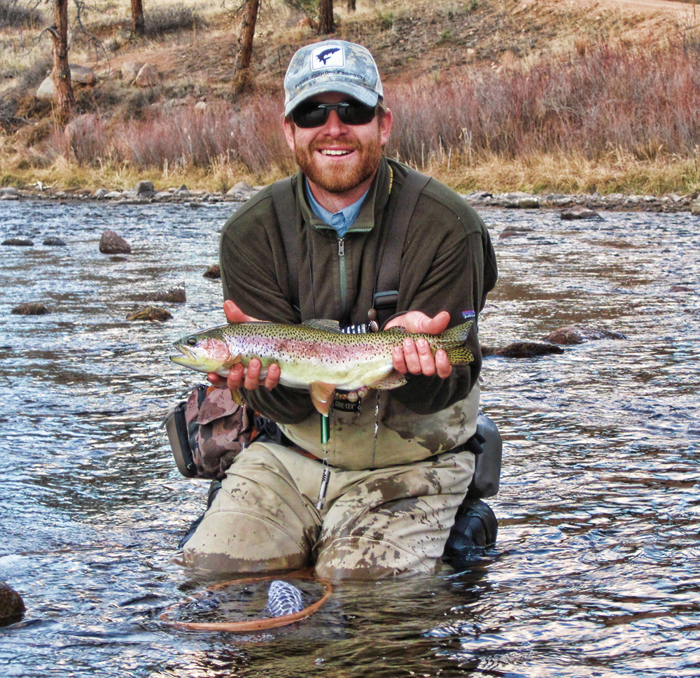 Colorado guided fly fishing frequently asked questions for Deckers co fishing report