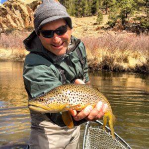 Tarryall Creek Fly Fishing
