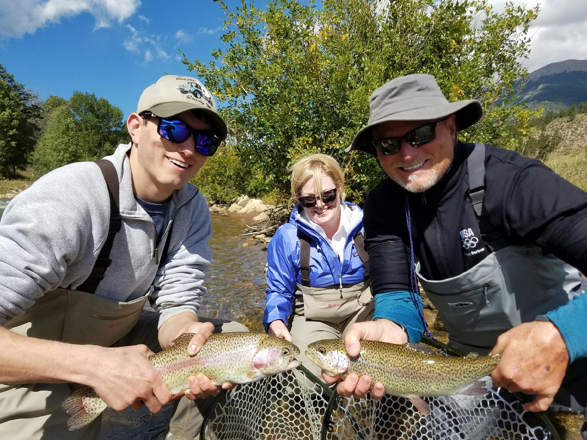Fly fishing photo gallery for Fishing near denver