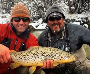winter-brown-trout