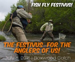 Fly Festivus Fly Fish Boxwood Gulch Ranch