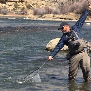 Colorado Fly Fishing Guide Jeremy Hamilton