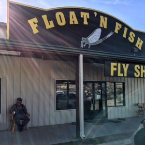 Float N Fish Shop