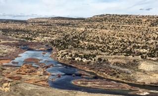 The San Juan River