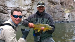 Colorado Fishing Guide, Marcelo