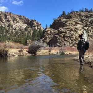 Historic Williams Ranch Fly Fishing