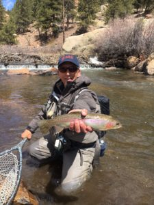 Tarryall Trout Fishing