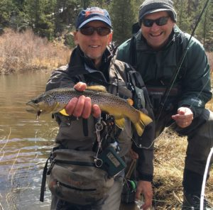 Tarryall Creek Fly Fishing