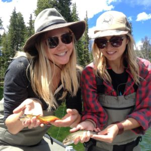 Brook Trout Fishing in Colorado