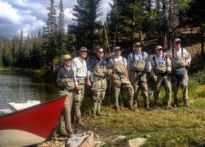 Fly Fishing the Colorado High Country