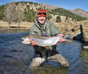 Kurt Johnson Colorado Fly Fishing Guide