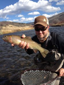 Nick Souder Colorado Fly Fishing Guide