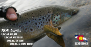 Fly Fishing Rendezvous Event