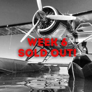 Angler's Alibi - week 6 trip