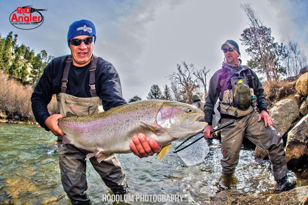 Fly Fishing Boxwood Gulch Ranch Colorado