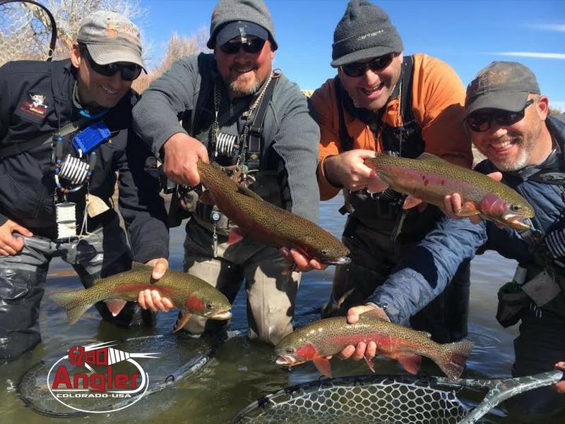 Colorado Fly Fishing Guides - Fly Fish Colorado - 5280 Angler