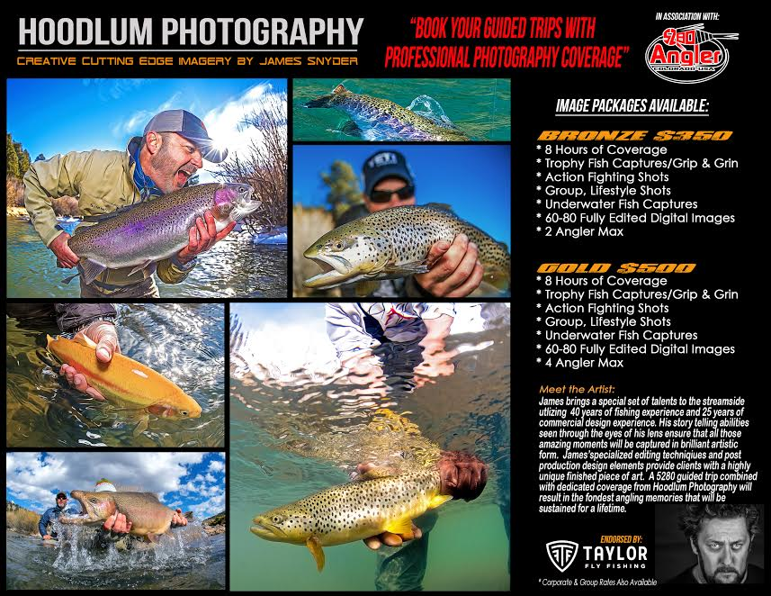 Hoodlum Photography - Fly Fishing Photographer James Snyder