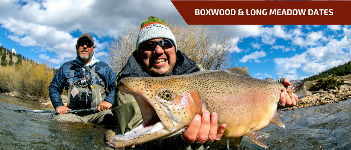 Boxwood Gulch Ranch & Long Meadow Ranch Private Water Dates