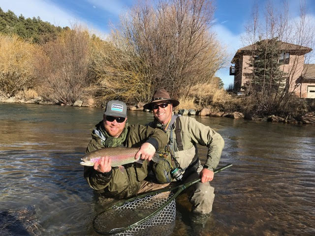 Boxwood Gulch - 5280 Angler - The Oxbow