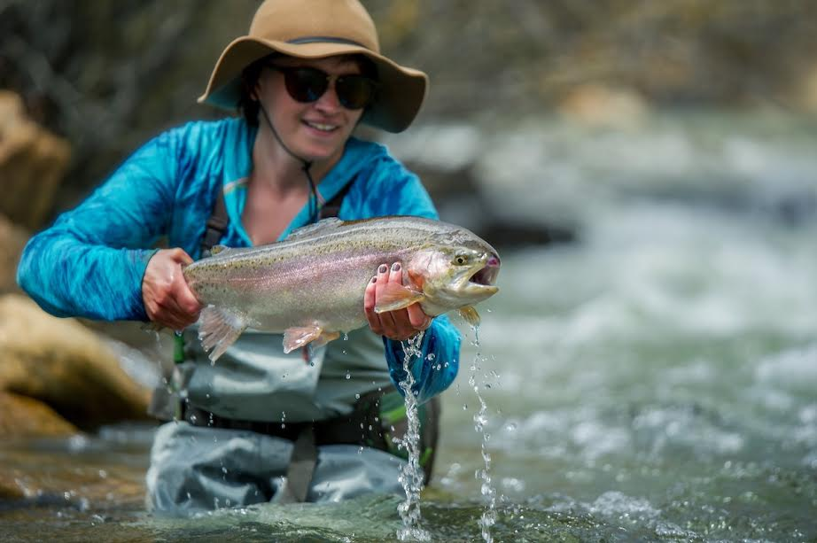 Full Day Guided Fly Fishing Trip