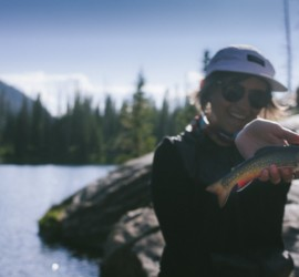 Colorado fly fishing blog 5280 angler for Lake hamilton fishing report