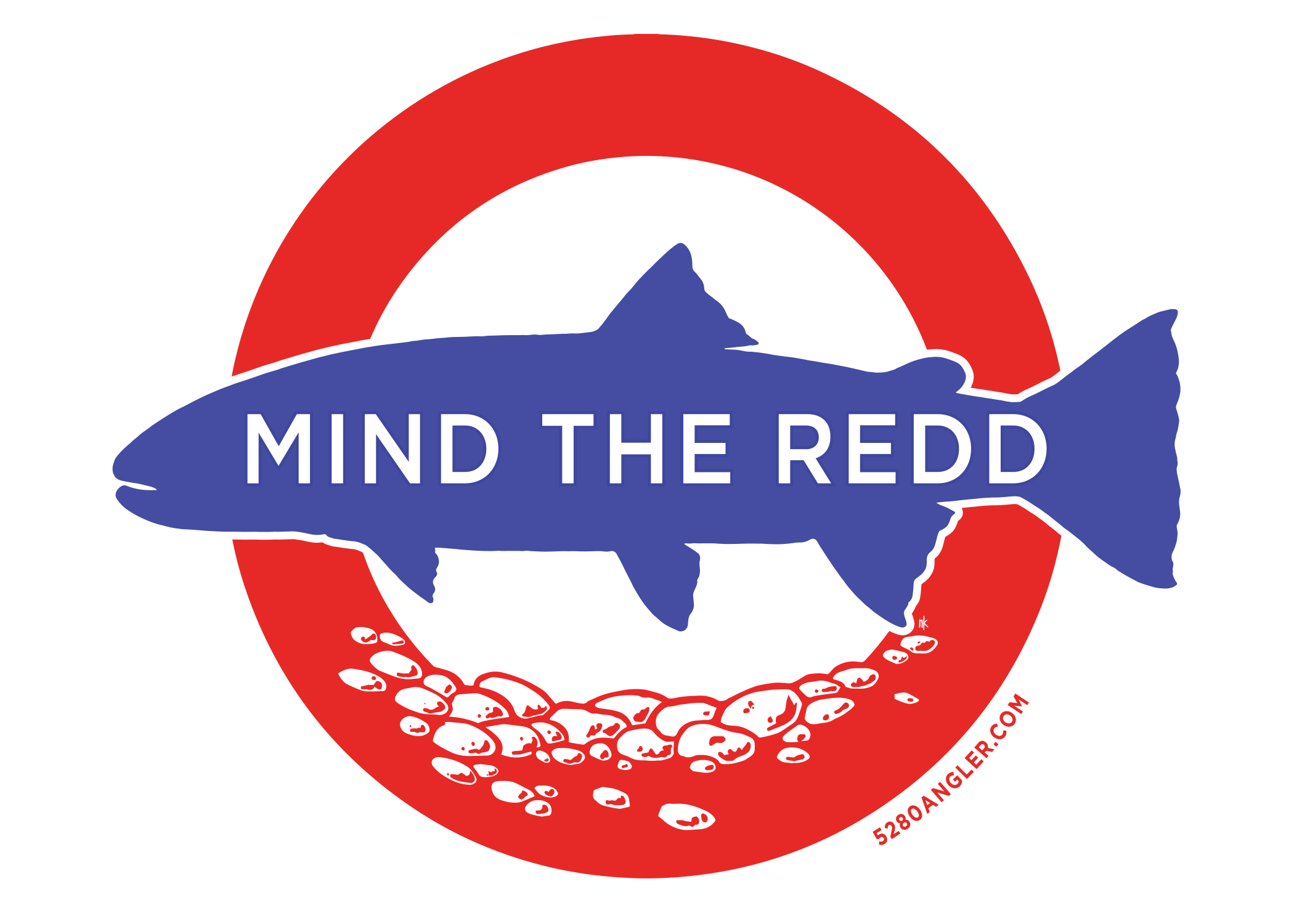 MIND THE REDD ™ DECAL